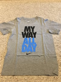 Boys grey Nike t-shirt St Thomas, N5R 6J2