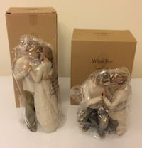 Willow Tree Promise and Around You Figurines For Sale - New Burlington