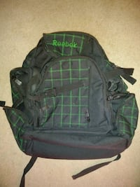 Reebok napsack green Windsor, N9C 1A6