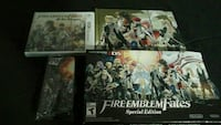 Fire Emblem Fates Special Edition for sale.