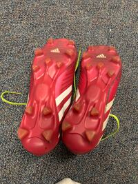 Soccer cleats - adidas predator LZ and Nike mercurial vapor size 8.5