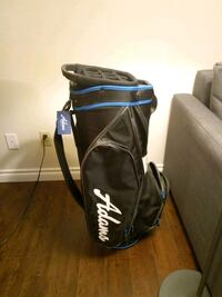 Adams Cart Golf Bag (Brand New) Burnaby, V5E 3A2