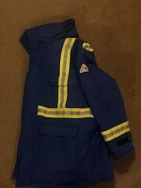 Fireproof work jacket PPE XL Calgary, T2W 2T2
