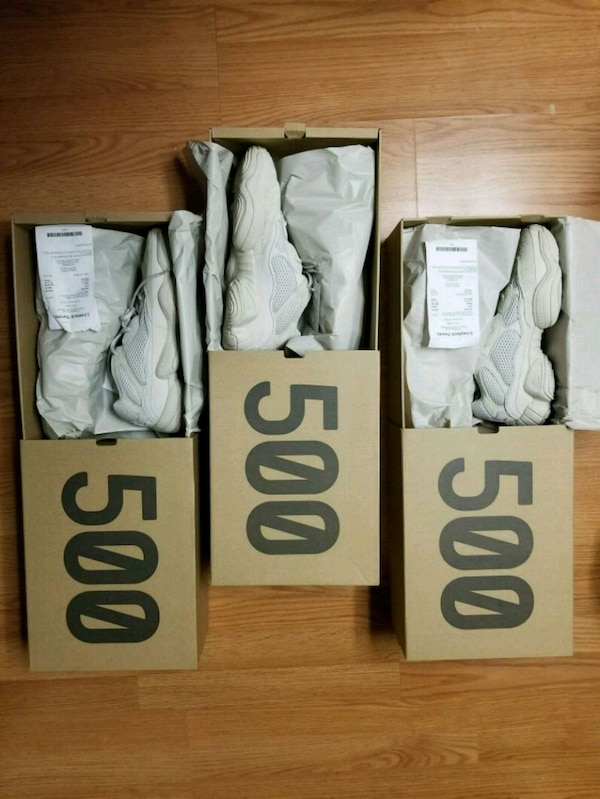 6ff1c39d94953 Used YEEZY 500 BLUSH