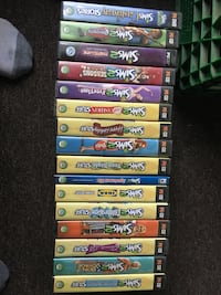 The sims 2 expansion packs Chatham, N7L 2Z3