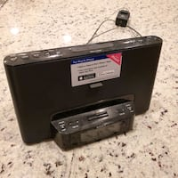 Sony Speaker and phone charging dock (Iphone compatible) Stafford, 22554