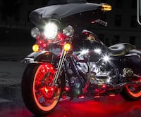 Motorcycle accent lights Tatamy, 18085