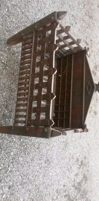 Cast-iron fire place insertor fire pit insert London, N5Y 5L4