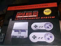 Super Nintendo 400in1 game system