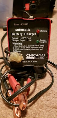 Automatic Battery Charger /  Maintainer