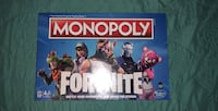 Limited edition fortnite monopoly  Los Angeles, 90003
