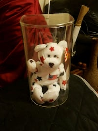 Ty  collectible bear