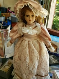 Authentic China Doll  Indianapolis, 46236
