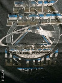 Pink Floyd dark side of the Moon 1973 / 2007 Tour W COLLS, 08107