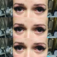 Eyelash extensions volume  Cambridge