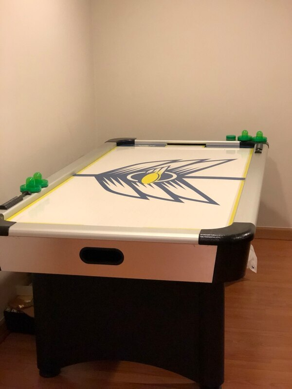 Air Hockey Table by Brunswick - Like New