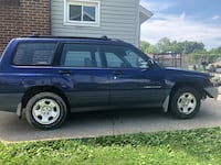 Subaru - Forester - 2001 Youngstown