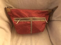 Tommy Hillfinger canvas sport purse like new Raleigh, 27615