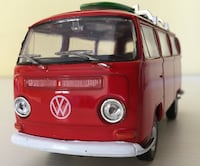 Maqueta Volkswagen T2 Bus 1972 NEX Models Welly Escala 1:34/1:39 Scale Models Viator