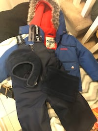 Oshkosh full winter suit Whitchurch-Stouffville, L4A 1X1