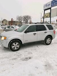 2008 FORD ESCAPE (XLT)