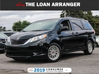 2013 TOYOTA SIENNA LE 212,323 KMS and 100% approve Toronto
