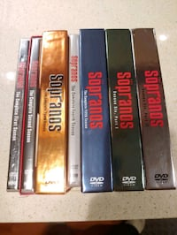 The Sopranos - Complete TV Series on DVD