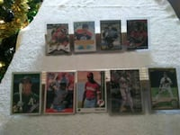 assorted-color baseball trading card lot Stockton, 95204