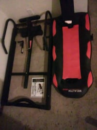 black and red Husky tool bag Joplin, 64804