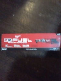 New M12 Fuel 1/2 Ratchet. Not open, never used, 60lb Max Torque London, N6G 2E9
