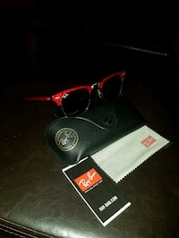 Limited edition Rayban Clubmasters (2 different) Kelowna, V1P