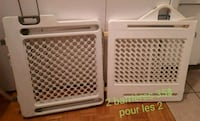 2 barriers for babies, kids  Laval, H7W 4C6