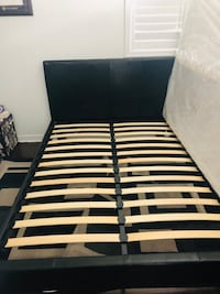 Bed frame and Mattress (Double) Toronto, M3J 1A9