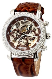 Ingersoll IN7202BR Dream - ladies automatic crysta Delta