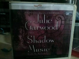 Shadow Music, A noval by Julie Garwood audible 9-cds