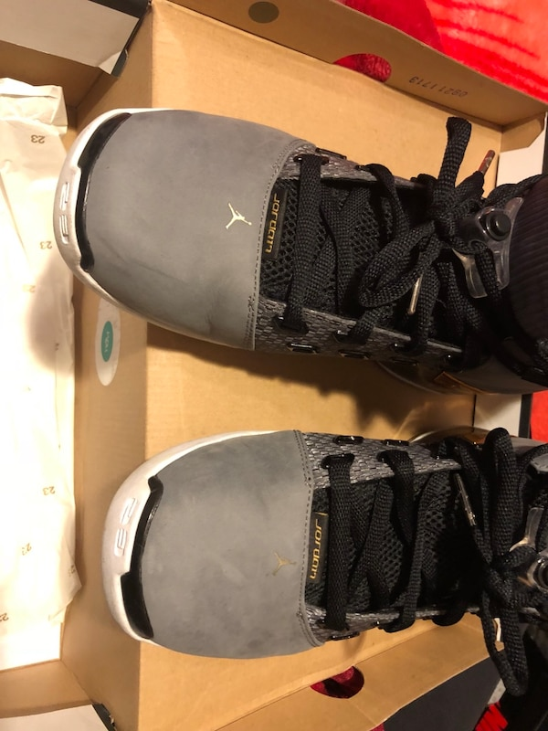 e2e842b732818a Used Air Jordan 17 (Trophy Room) Size 10 for sale in Germantown - letgo