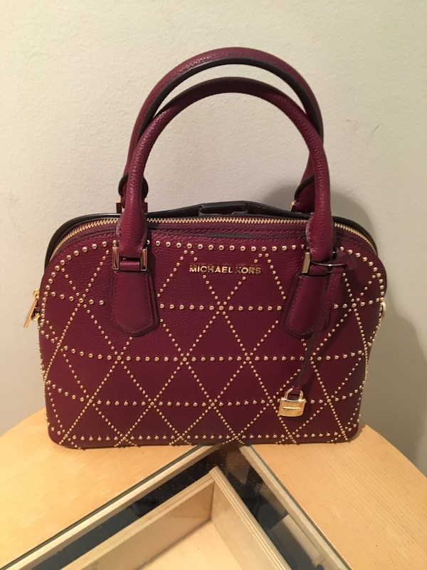 322012b4a015 Used Authentic Michael Kors handbag brand new with tags for sale in ...