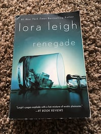 Renegade by Lora Leigh Paperback Indianapolis, 46260