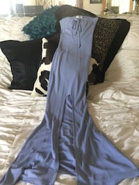 Mermaid Long Gown. Gorgeous!!  High slit in Front. Keyhole tie Front Thousand Oaks, 91360