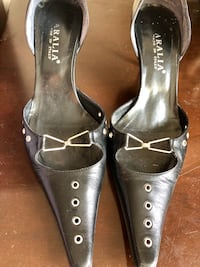 Italian leather woman pumps Vaughan, L4J