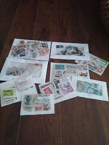 Stamp Collection - Various Stamps -
