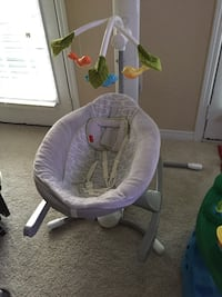 Fisher price smart connect swing  Brantford