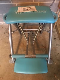 Pilates Pro chair by Life's a Beach in excellent condition MCLEAN