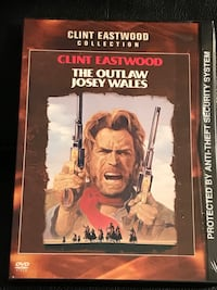 Clint Eastwood Collection The Outlaw Jose's Wales.