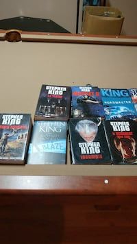 Stephen King book collection Gatineau, J8P 7M6