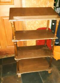 Antique Wooden Podium with Victorian Legs New Orleans, 70119