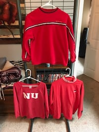 Junior's Husker apparel LINCOLN