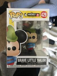 Brave Little Tailor Mickey Funko Pop Sterling, 20165