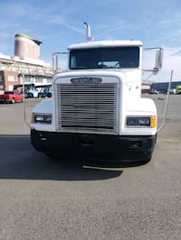1984 Freightliner Sprinter Cab Chassis