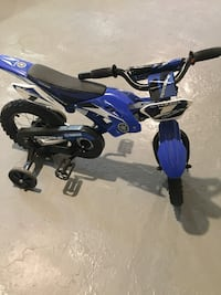 "12"" Yamaha kids Bike"